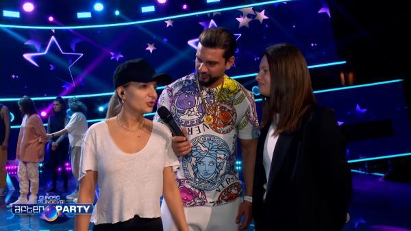 Dorian Popa, alături de Ana Baniciu