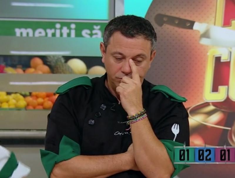 """Sorin Bontea după al cincilea battle din sezonul 9 """"Chefi la cuțite"""""""