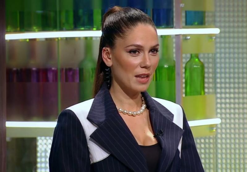 "Irina Fodor la ""Chefi la cuțite"""