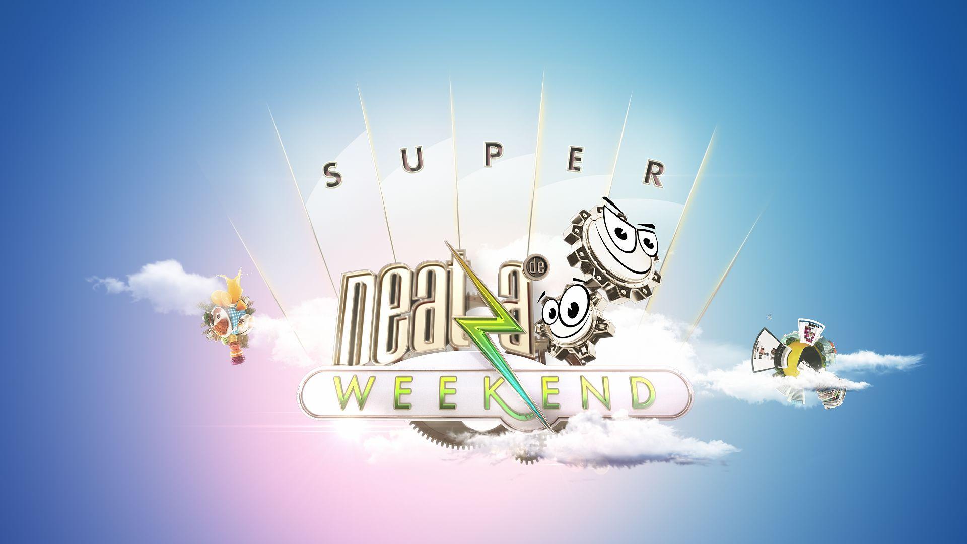 Duminică 16 mai, la Antena 1, Super Neatza de weekend, lider de audienţă pe toate categoriile de public