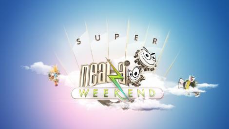 logoul de la super neatza de weekend