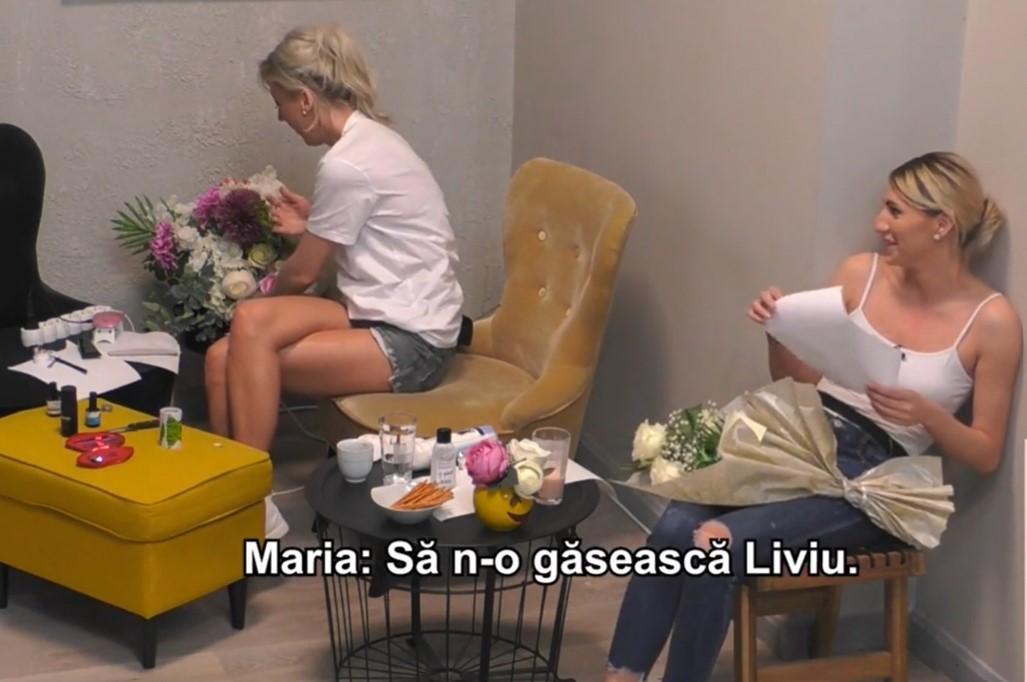 Mireasa 2021, sezonul 3. Maria a primit o scrisoare de la o telespectatoare. Cum a reacționat concurenta