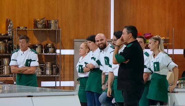 sorin bontea si echipa verde din sezonul 9 chefi la cutite