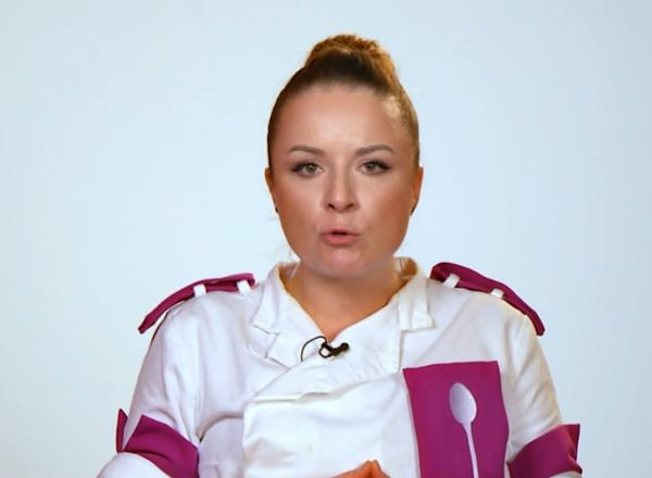 Valentina Ioniță la chefi la cutite
