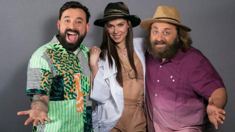 Cine prezintă noul sezon Asia Express. Irina Fodor, Oase și Marius Damian sunt pregătiți să vă ducă pe Drumul Împăraților