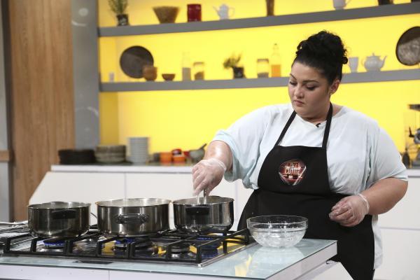 Gabriela Porumbel gătește