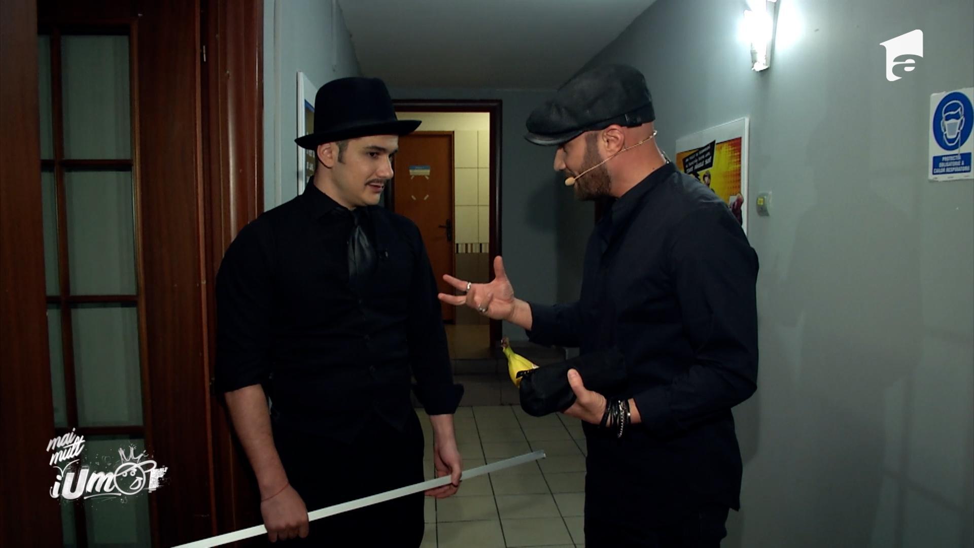 Vlad Drăgulin prezintă iMai mult Umor, episodul 14. Hai să vezi ce surprize din culise a pregătit!