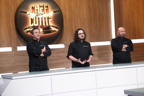Sorin Bontea, Florin Dumitrescu și Cătălin Scărlătescu în prima proba de bootcamp din sezonul 9