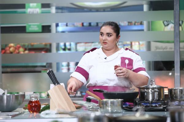 narcisa birjaru, în bucătăria chefi la cuțite sezonul 9