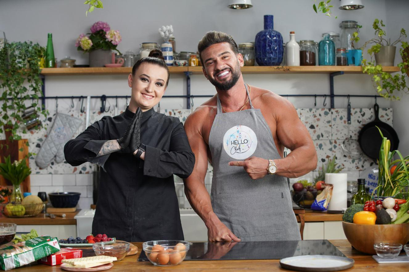 Hello Chef, episodul 2. Rețeta de ravioli quatro formaggi, cu salvie și ciuperci a Roxanei Blenche. Ingrediente și preparare
