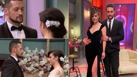 Mireasa 2020, sezon 2. Prima fotografie cu Mihai și Bianca după împăcare. Ipostaza romantică în care s-au pozat