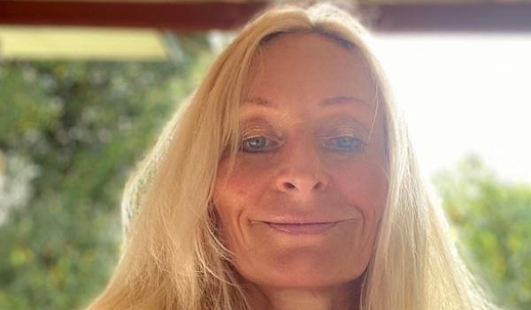 Anne Osborne, selfie