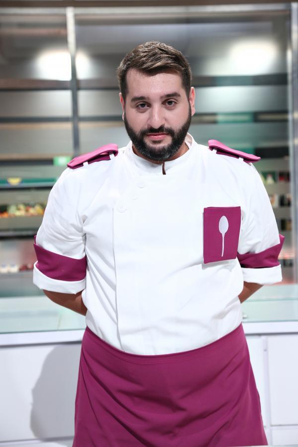 """Vincenzo Aiello, în sezonul 9 """"Chefi la cuțite"""""""