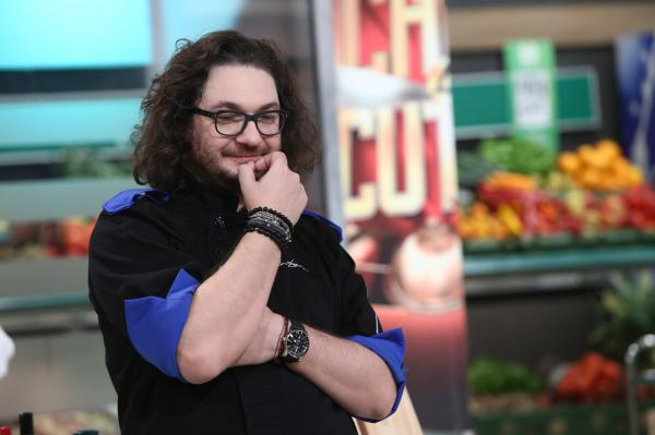 """Florin Dumitrescu, juratul emisiunii """"Chefi la cuțite"""""""