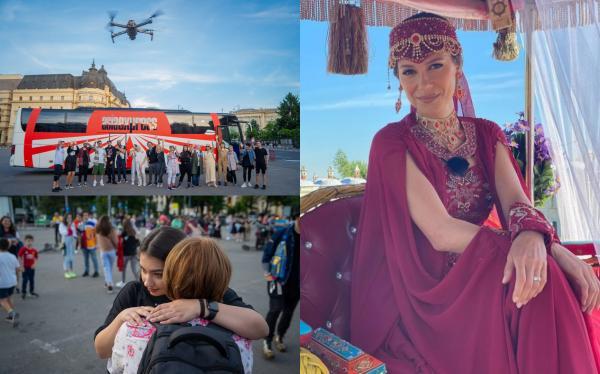 Asia Express - Drumul Împăraților, sezonul 4