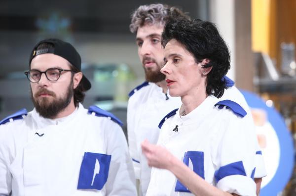 Mirela Negoiță și echipa albastră