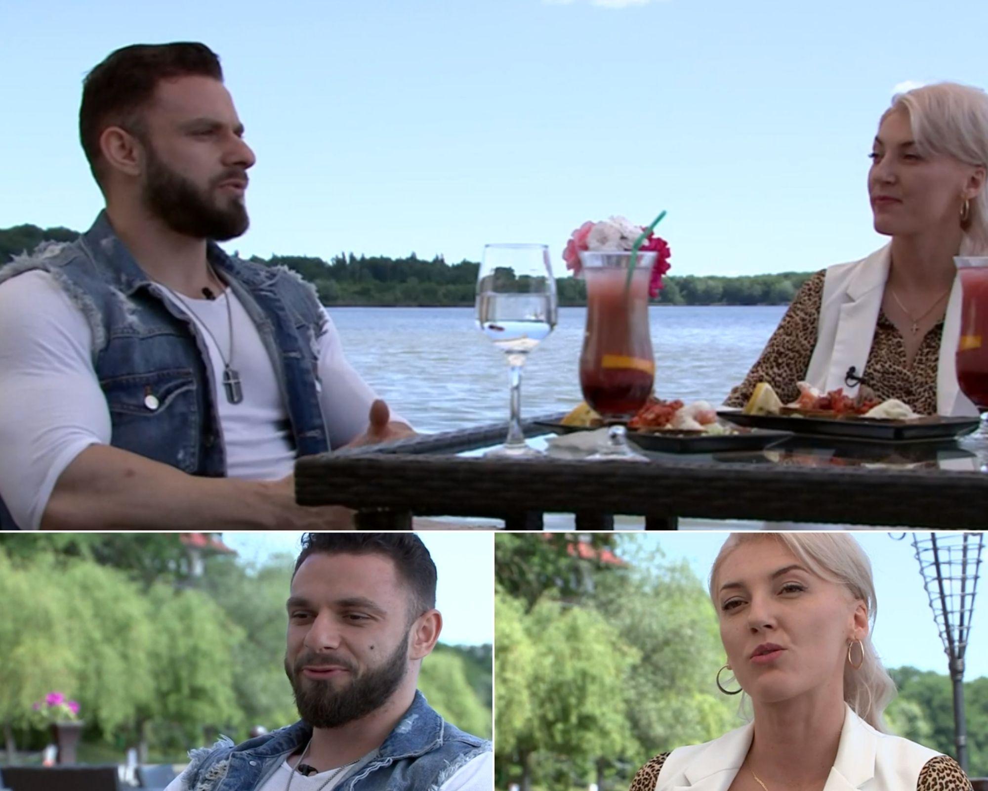 Mireasa 2021, sezon 3. Ana Maria și Radu au avut o întâlnire, după ce Maria a refuzat. Cum s-au simțit