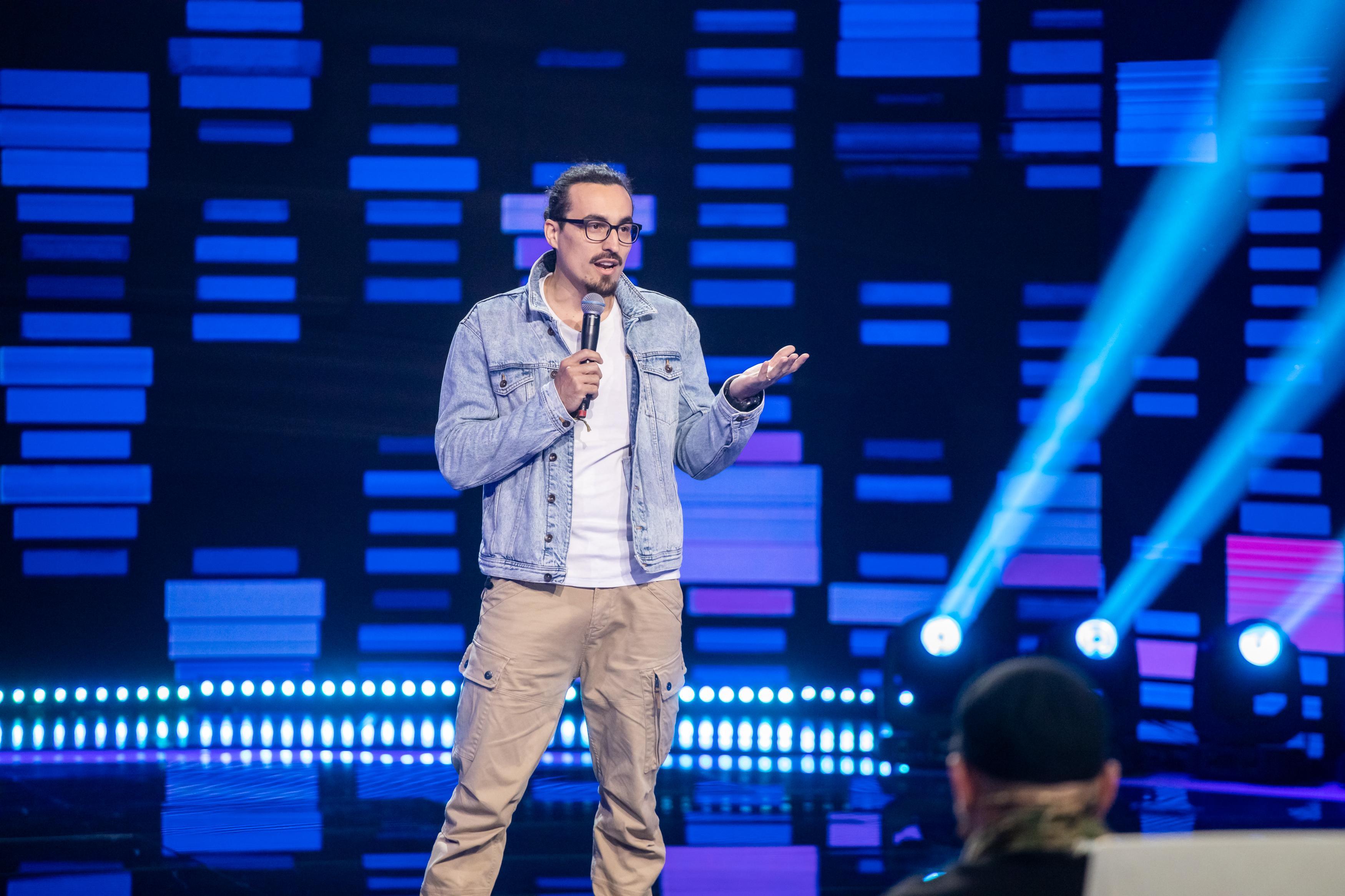 Finala iUmor 2021. Alexandru Mincu, invitatul special, a stârnit hohote de râs cu povești din lockdown
