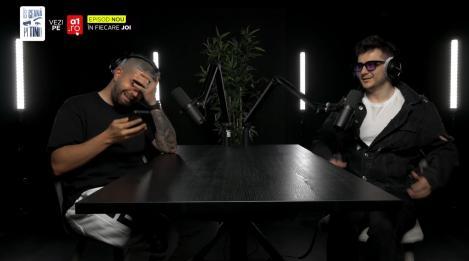 Speak și Vlad Drăgulin lansează Îs geană pi tini, episodul 28. Hai să vezi ce videouri amuzante ți-au mai pregătit artiștii