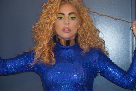 Lady Gaga a renunțat la inhibiții și și-a aratat posteriorul pe internet. Cum s-a pozat artista