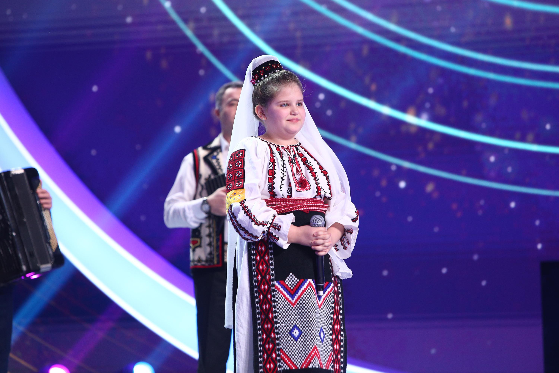 Next Star, 29 mai 2021. Ana Maria Mircea, cu o dragoste nemărginită pentru muzica populară, i-a încântat pe jurați