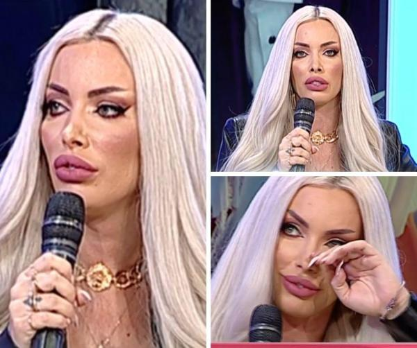Loredana Chivu, în lacrimi, într-o emisiune tv de la Antena Stars