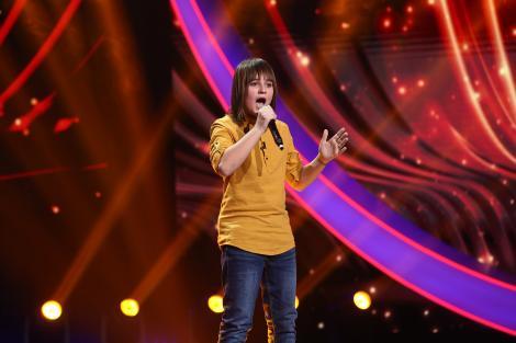 Next Star, 29 mai 2021. Marc Patric Mitrașcă, puștiul cu voce de aur și un timbru special, a luat cu asalt scena Next Star