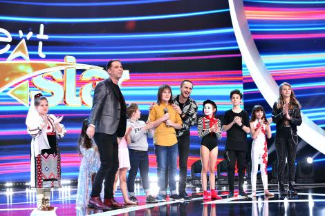 Next Star, 29 mai 2021. Marc Patric Mitrașcă este al doilea finalist al sezonului 10