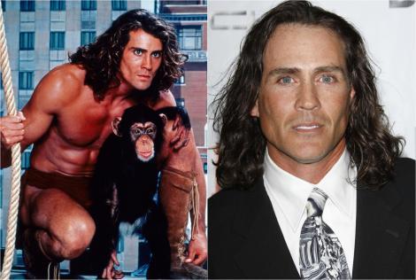 A murit Tarzan