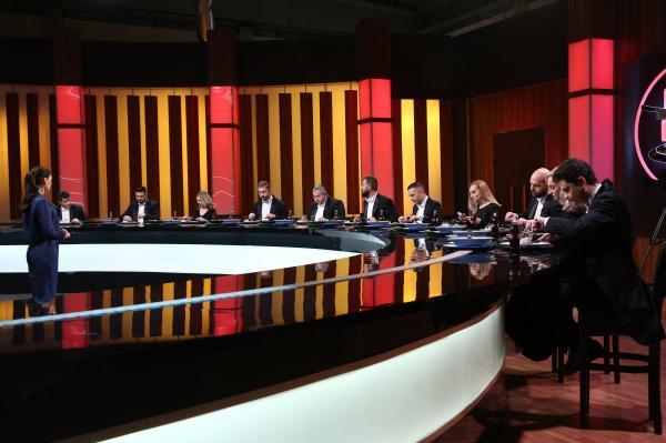 jurații din ediția 41 din sezonul 9 chefi la cutite