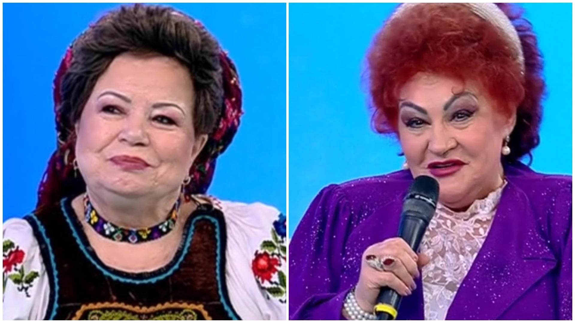 Ce s-a întâmplat cu Elena Merișoreanu și Saveta Bogdan, după ce și-au aruncat vorbe. Răsturnare de situație în lumea folclorului