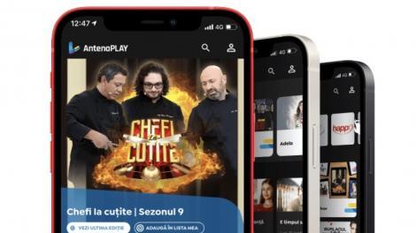Cele trei telefoane mobile puse în joc