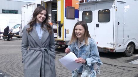 Cristina Ciobănașu prezintă Adela – Tot ce nu se vede episodul 17. Actorii din Adela dau testul atenției la detalii din serial!