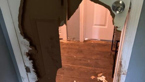 Ce a găsit o femeie în casă, după ce s-a întors de la serviciu! Imaginile sunt deja virale