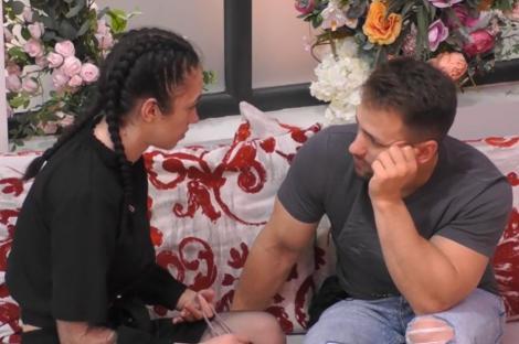 Discuțiile dintre Adelina și Alin continuă