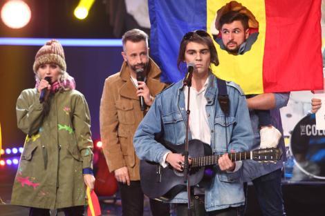 Te cunosc de undeva, 8 mai 2021. Radu Ștefan Bănică, transformat în Cristian Paţurcă, i-a făcut pe jurați să plângă
