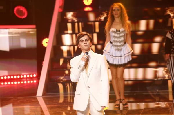 Cristina Vasiu pe scena Te cunosc de undeva