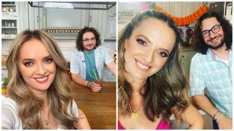 Florin Dumitrescu și soția lui au împlinit 8 ani de căsnicie. Imagine de colecție din ziua nunții