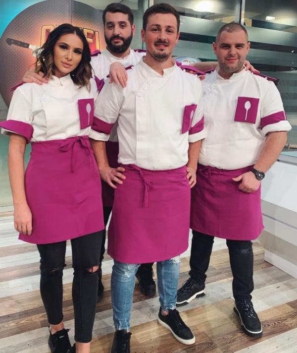 Echipa Fantastic 4 de la Chefi la cuțite
