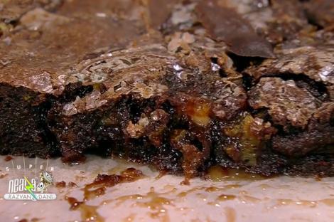 Rețetă de Brownie cu aromă de portocale, preparată de Chef Nicolai Tand de Ziua Internațională a Copiilor