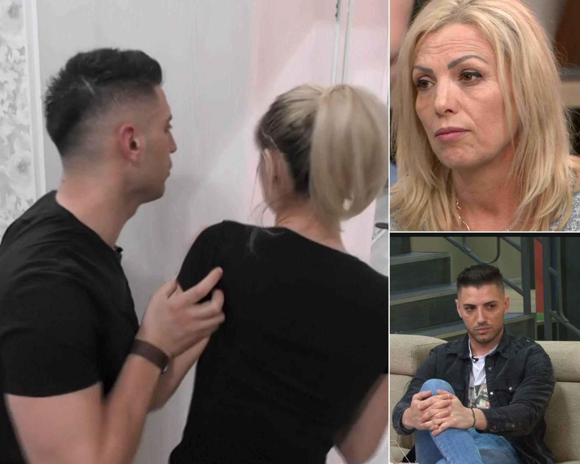 """Mireasa 2021, sezon 3. Maria și Liviu, nouă altercație: """"M-am simțit bruscată"""""""