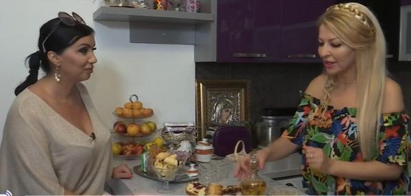 Lorenna și Adriana Bahmuțeanu, într-un reportaj de la Acces DIrect