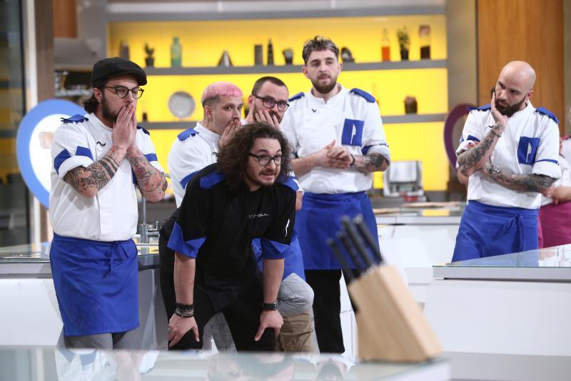 Florin Dumitrescu și echipa albastră