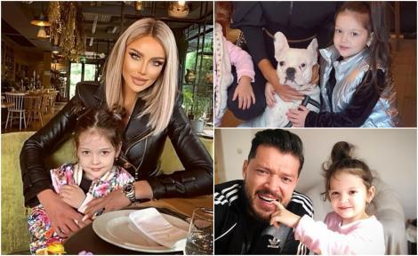 Sofia, pe mâna medicilor. Ce se întâmplă cu fiica lui Victor Slav și a Biancăi Drăgușanu. Micuța a avut nevoie urgentă de control