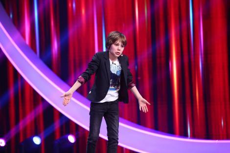 Next Star, 12 iunie 2021. Victor Munteanu a făcut glume pe seama juraților, într-un moment surprinzător de roast