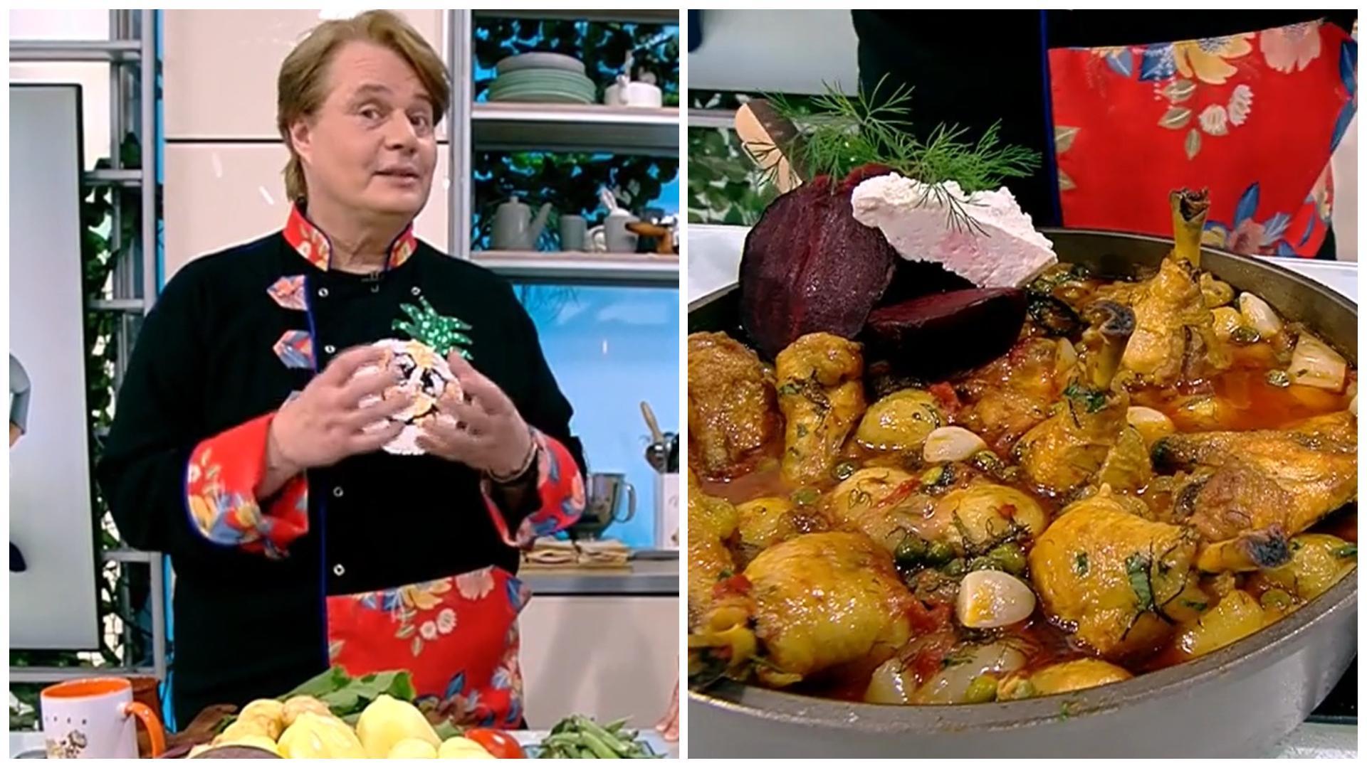 Care este unul dintre ingredientele preferate ale lui Vlăduț, bucătarul de la Neatza cu Răzvan și Dani