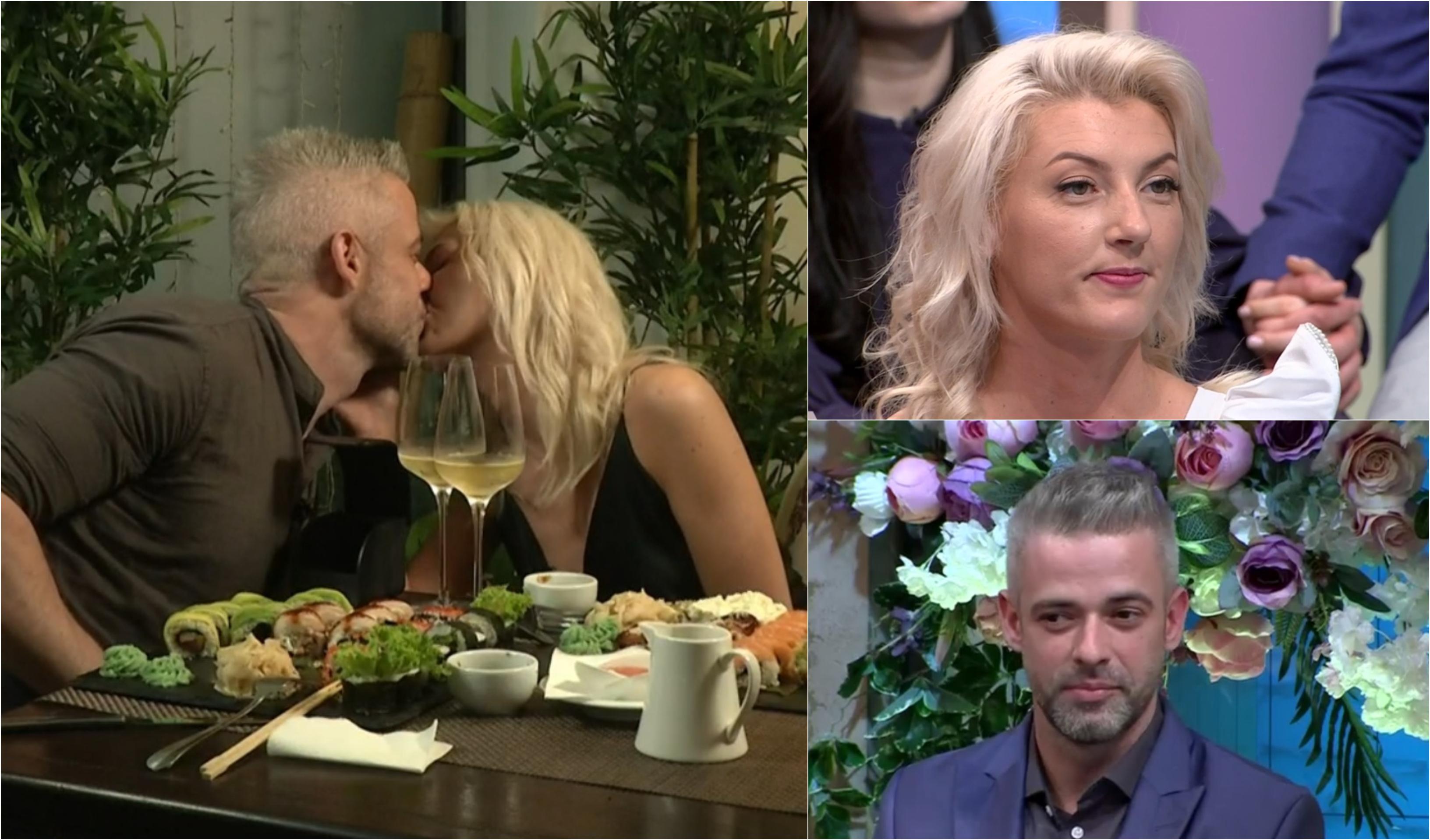 """Mireasa 2021, sezon 3. Bogdan și Ana și-au spus primul """"Te iubesc!"""" la o lună de relație. Ce cadou a primit bărbatul"""