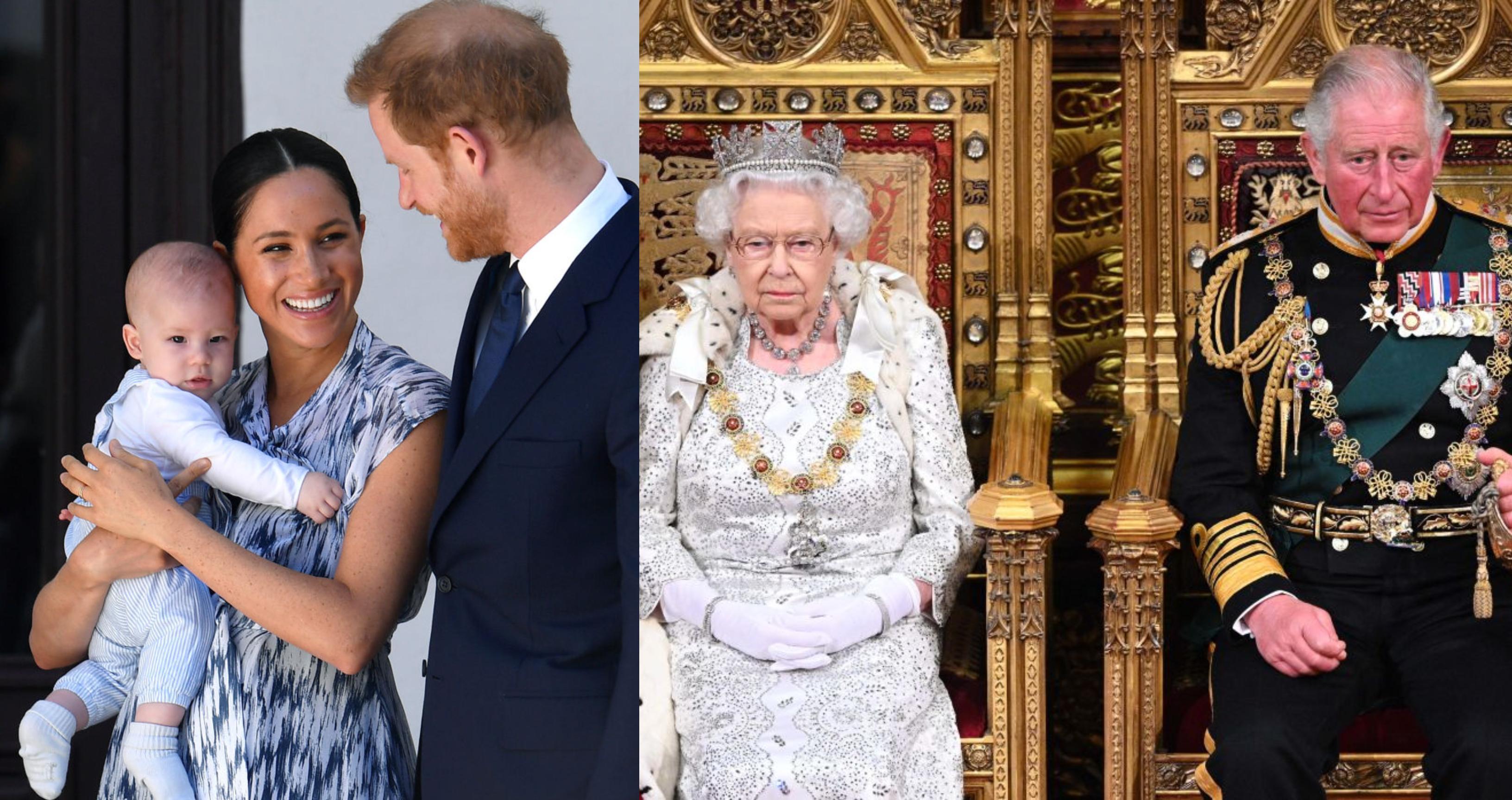 Vor fi copiii Prințului Harry și ai lui Meghan Markle Prinț și Prințesă? Ce se întâmplă cu Archie și Lilibet