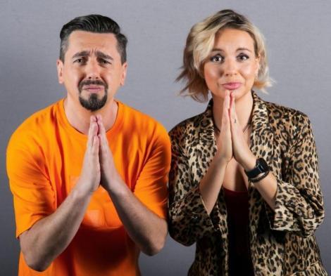 Cosmin Natanticu și Elixa, la Asia Express 2021