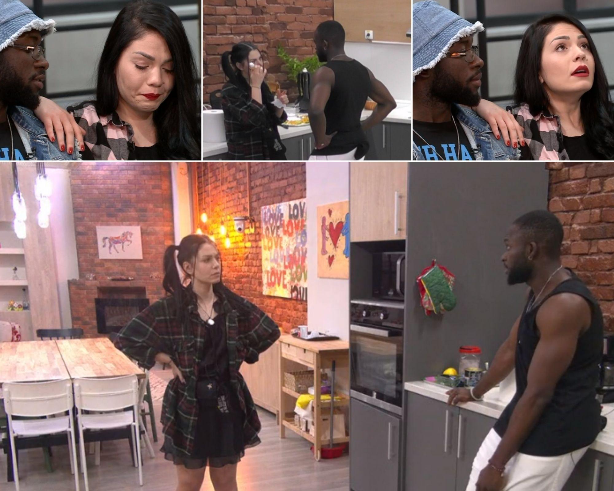Mireasa 2021, sezon 3. Blaze și Izabela, discuție tensionată după ce fata și-a încălcat promisiunea